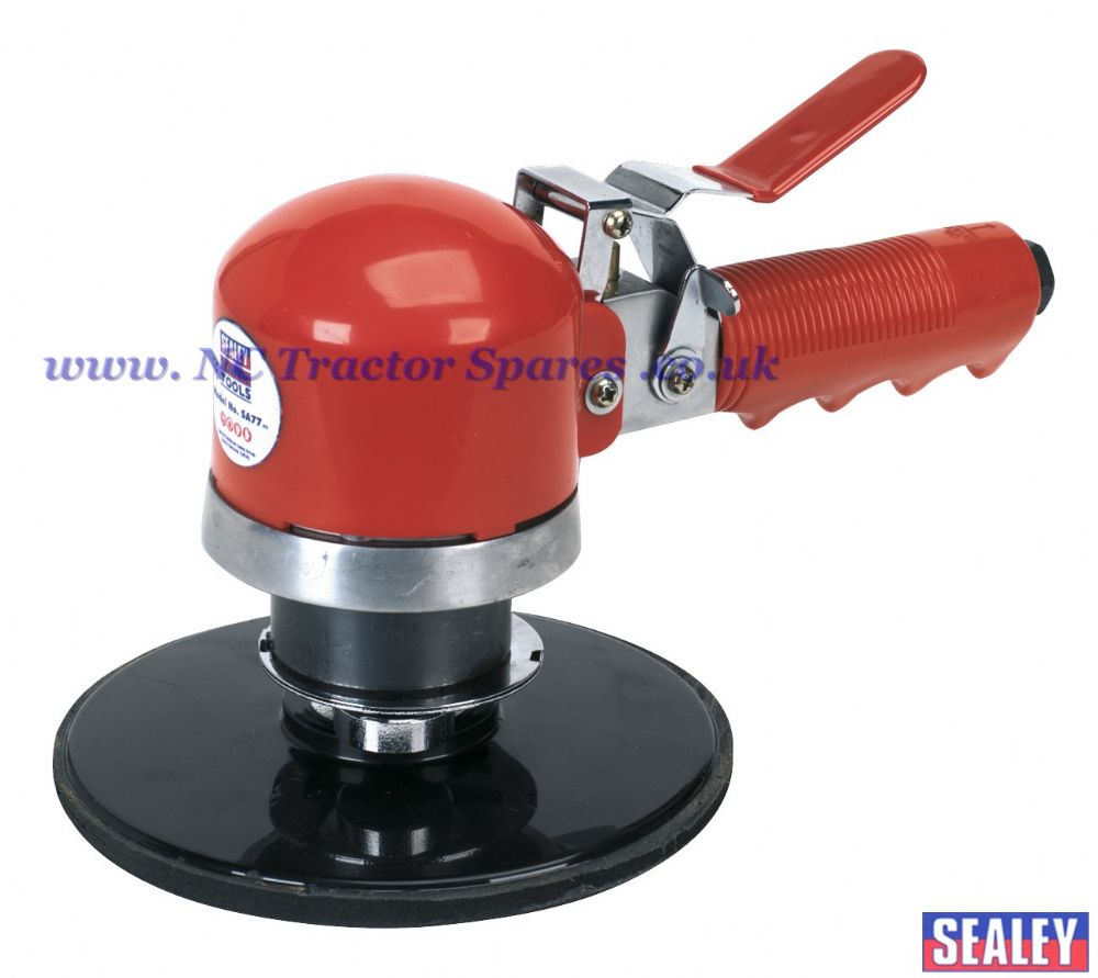 Air Sander 150mm Random Orbital,